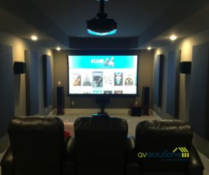 Image Related To Home Theater Installation